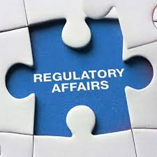 puzzle with Regulatory Affairs text